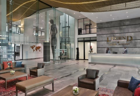Africa's First Curio Collection by Hilton Hotel Opens Its Doors