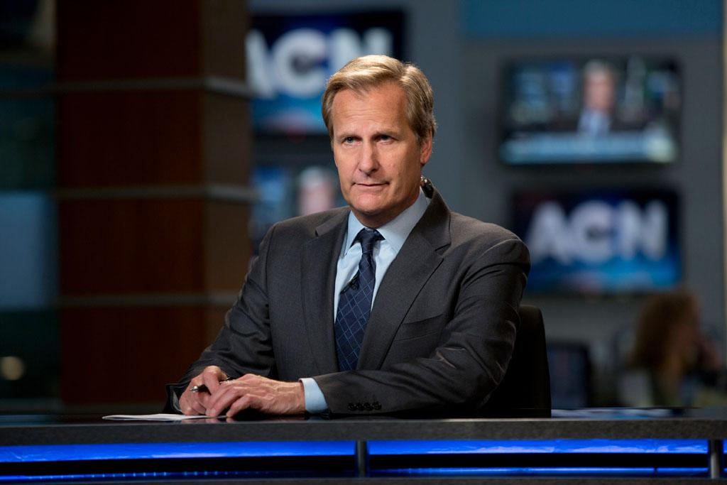 "Jeff Daniels in HBO's ""The Newsroom"" Season 2 Premiere, ""First Thing We Do, Let's Kill All the Lawyers."""
