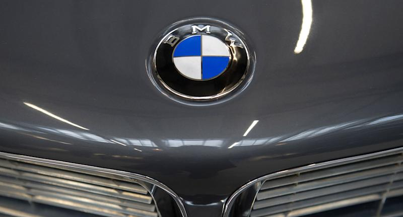 BMW\ car shown as company in Australia recalls 12000 cars following recent Takata airbag misdeployments.