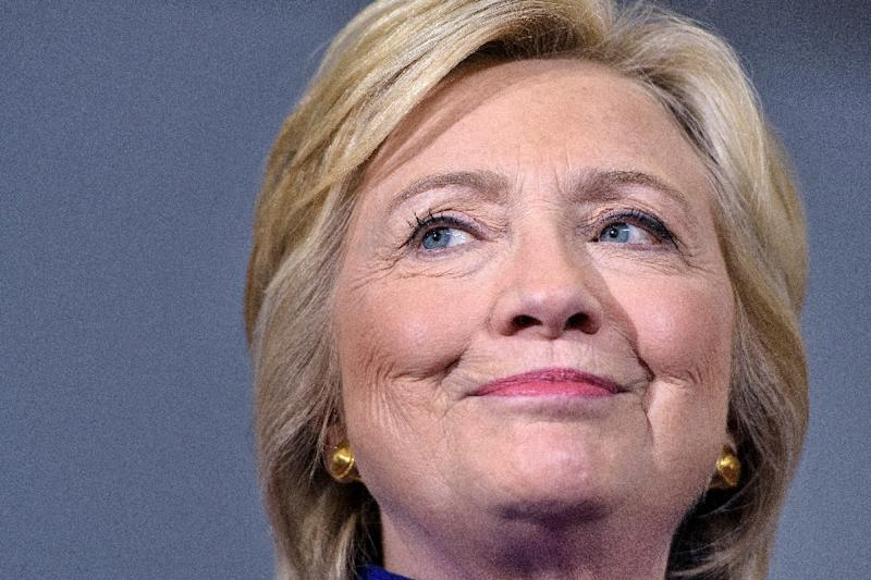 Some analysts say the debate bar is higher for the Democrat Hillary Clinton, who has decades of experience inside Washington's corridors of power as an ex-secretary of state and former US senator (AFP Photo/Brendan Smialowski)