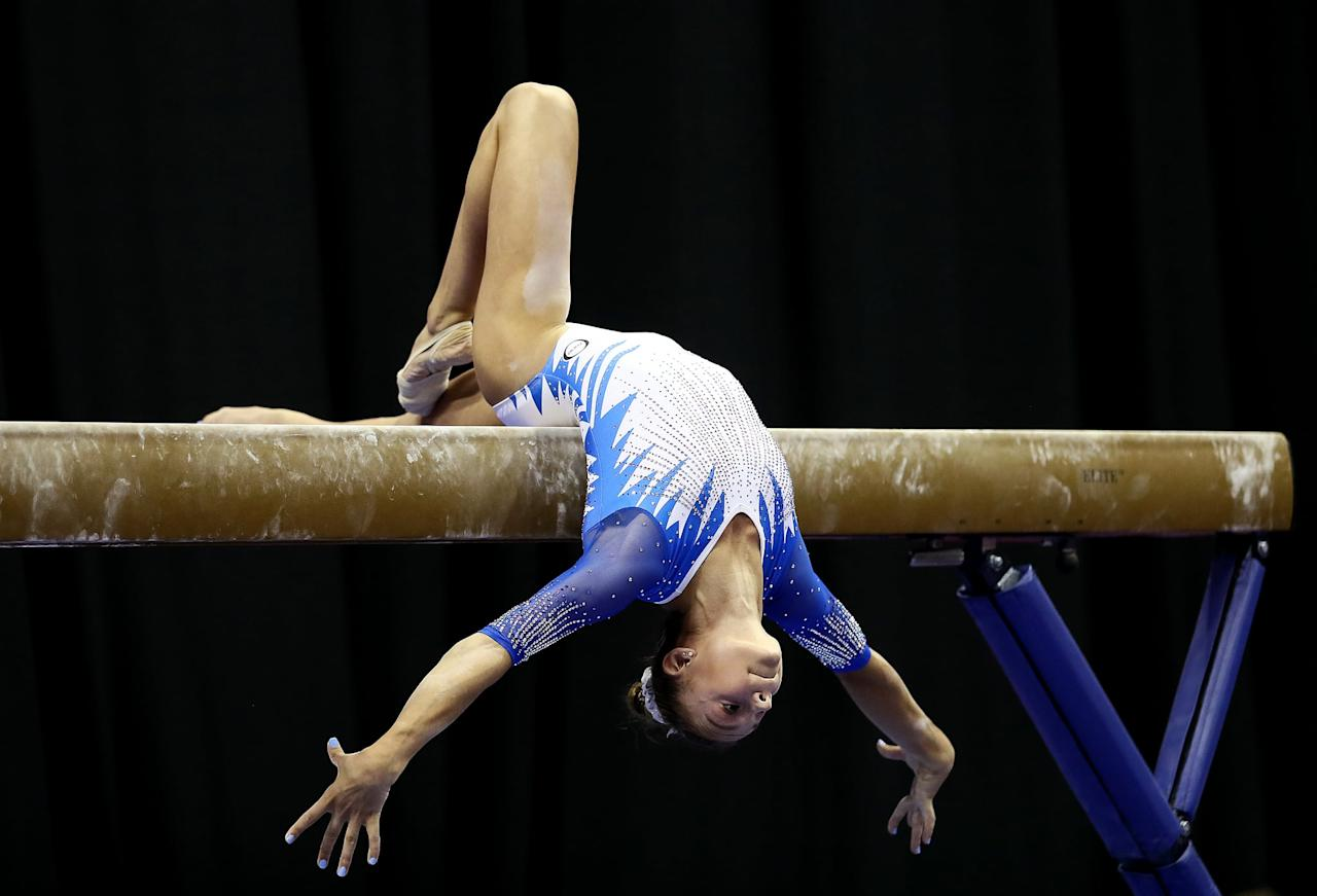 "<p>Grace, 16, finished third at the US Gymnastics Championships this year behind Sunisa and Simone. She also placed third at the <a href=""https://www.popsugar.com/fitness/Simone-Biles-Tumble-Video-GK-US-Classic-2019-46405482"" class=""ga-track"" data-ga-category=""Related"" data-ga-label=""http://www.popsugar.com/fitness/Simone-Biles-Tumble-Video-GK-US-Classic-2019-46405482"" data-ga-action=""In-Line Links"">GK US Classic this year</a>. She's from Isanti, MN, and was on the women's Worlds team last year along with Simone and Kara. ""I think this is a really amazing group of girls,"" she told USA Gymnastics. ""I think we're gonna have so much fun, we're gonna work really hard in the gym."" <a href=""https://www.popsugar.com/fitness/meet-grace-mccallum-one-usa-gymnastics-top-athletes-46711374"" class=""ga-track"" data-ga-category=""Related"" data-ga-label=""https://www.popsugar.com/fitness/meet-grace-mccallum-one-usa-gymnastics-top-athletes-46711374"" data-ga-action=""In-Line Links"">Read more about her here</a>.</p> <p><strong>Grace's USA Gymnastics highlight page:</strong> <a href=""http://usagym.org/pages/athletes/athleteListDetail.html?id=434314"" target=""_blank"" class=""ga-track"" data-ga-category=""Related"" data-ga-label=""http://usagym.org/pages/athletes/athleteListDetail.html?id=434314"" data-ga-action=""In-Line Links"">view more of her accomplishments</a></p> <p><strong>Grace's Instagram:</strong> <a href=""https://www.instagram.com/grace.mccallum/"" target=""_blank"" class=""ga-track"" data-ga-category=""Related"" data-ga-label=""https://www.instagram.com/grace.mccallum/"" data-ga-action=""In-Line Links"">@grace.mccallum</a></p>"
