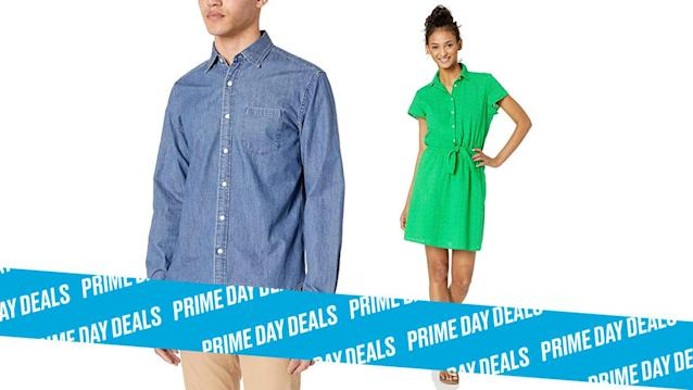 Photo Illustration by Elizabeth Brockway/The Daily Beast * Up to 50% off J.Crew Mercantile. * Men's and women's styles. * Shop the rest of our other Prime Day deal picks here. Not a Prime member yet? Sign up here.J.Crew really makes some of the best basics, basics that get you through each season easily. J.Crew Mercantile is the brand's line of affordable options that you'll keep coming back to and it's all on sale for up to 50% off. Choose from button downs, sweaters, dresses and more. | Get it on Amazon >Let Scouted guide you to the best Prime Day deals. Shop Here >Scouted is internet shopping with a pulse. Follow us on Twitter and sign up for our newsletter for even more recommendations and exclusive content. Please note that if you buy something featured in one of our posts, The Daily Beast may collect a share of sales.Read more at The Daily Beast.Get our top stories in your inbox every day. Sign up now!Daily Beast Membership: Beast Inside goes deeper on the stories that matter to you. Learn more.