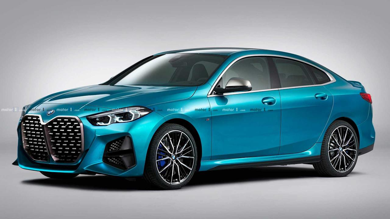 "<p>When the <a href=""https://uk.motor1.com/news/376598/bmw-2-series-gran-coupe-reveal-details/"">2 Series Gran Coupe was revealed</a>, we received plenty of criticism over its lackluster styling that had some saying it looked like <a href=""https://uk.motor1.com/ford/focus/"">Ford Focus</a> saloon. Yeah, be careful what you wish for. </p><h2>Bigger isn't better:</h2><ul><li><a href=""https://uk.motor1.com/news/369844/bmw-concept-4-unveiled-frankfurt/?utm_campaign=yahoo-feed"">BMW Concept 4 debuts with massive double kidney grille</a></li><br><li><a href=""https://uk.motor1.com/news/371768/bmw-concept-4-grille-renderings/?utm_campaign=yahoo-feed"">Artist fixes BMW Concept 4 design in new renderings</a></li><br></ul>"