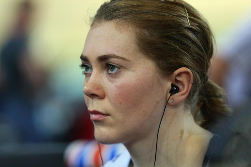 Legal route: Jess Varnish: Getty Images