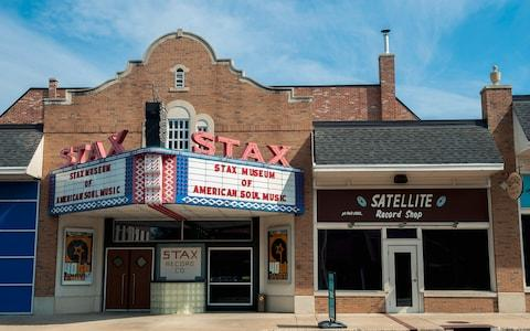 Stax museum - Credit: Getty