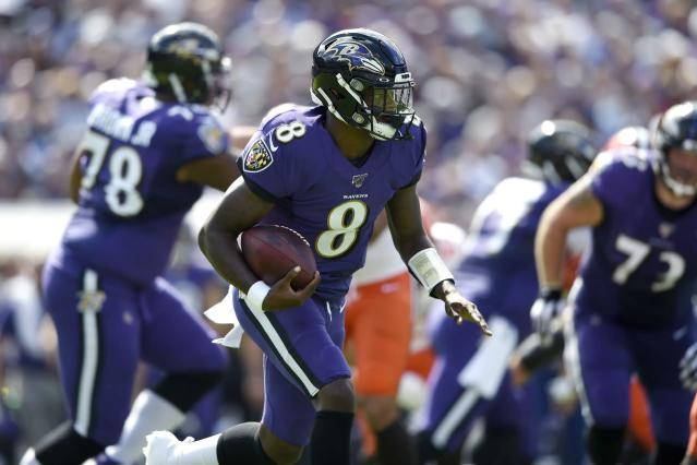 Baltimore Ravens vs. Seattle Seahawks FREE LIVE STREAM (10/20/19): How to watch Lamar Jackson vs. Russell Wilson online