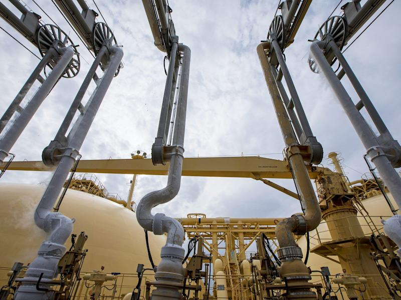 New U.S. LNG Export Plans Threatened as Trade War Drags On