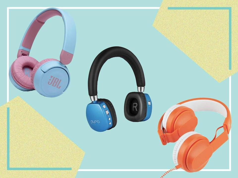 As well as making sure the sound isn't too loud, they shouldn't be worn for too long either (The Independent)