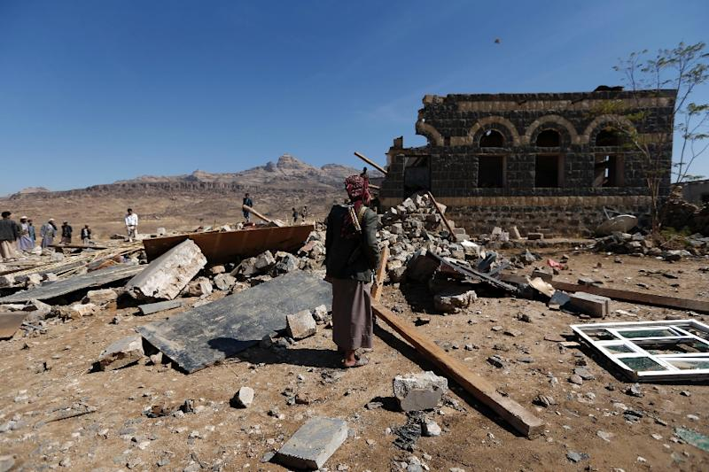 Pro-government forces backed by the Saudi-led coalition took back five southern provinces from the rebels in 2015, but Huthis still control the capital and much of northern Yemen