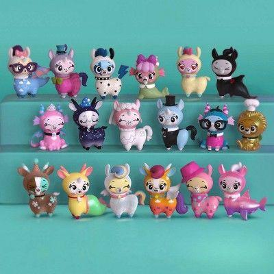 """<p><strong>Snapsies</strong></p><p>target.com</p><p><strong>$9.99</strong></p><p><a href=""""https://www.target.com/p/funko-snapsies-mix-and-match-surprise-series-1/-/A-79140654"""" rel=""""nofollow noopener"""" target=""""_blank"""" data-ylk=""""slk:Shop Now"""" class=""""link rapid-noclick-resp"""">Shop Now</a></p><p>This new collectible line from Funko features different animals with swapable parts, so kids can come up with their own combinations. You can get a animals like unicorns, llamas, goats and dragons — try to find the rare ones! — and each one comes with two faces, two bottoms and five accessories to swap. <em>Ages 5+</em></p>"""