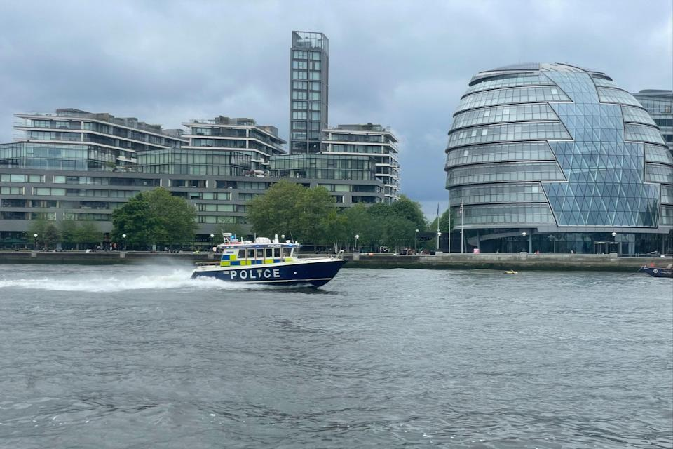 <p>A teenager was stabbed just yards from the Mayor of London's headquarters at <a href=
