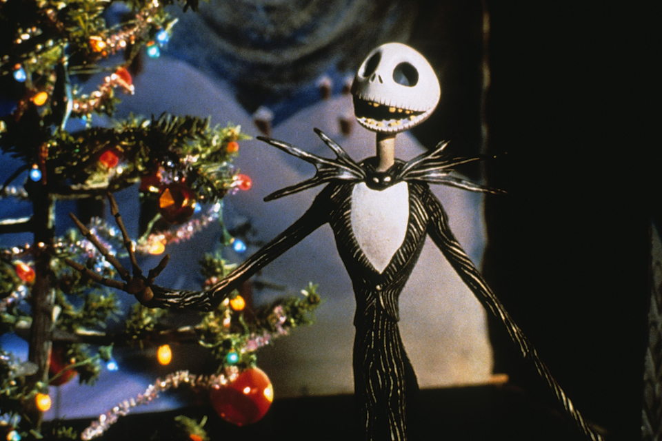 "<strong><em><h3>The Nightmare Before Christmas</h3></em><h3>, 1993</h3></strong><h3><br></h3><br>What kind of Christmas would it be without Jack Skellington?<br><br><strong>Watch On: </strong>Netflix<span class=""copyright"">Photo: Touchstone/REX/Shutterstock.</span>"