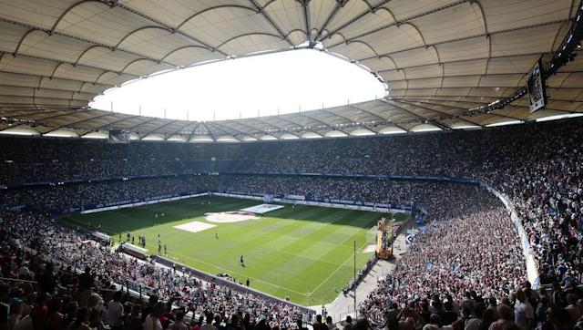 <p><strong>Average attendance: 51,016</strong></p> <p>Stadium capacity: 57,000</p> <p>Occupancy rate: 89.4%</p> <br><p>Yet another world class Bundesliga stadium that was upgraded for the World Cup, the old Volkspartstadion was completely demolished and replaced with the current ground and is packed to the rafters when Hamburg host top flight opposition. </p>