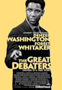 """<p>Based on a true story, poet and professor Melvin B. Tolson (<strong>Denzel Washington</strong>) decides to start a debate team of young students at a predominately black college in Texas to compete against students from Harvard. The story, which takes place in the Jim-Crow era South during the 1930s, is both inspiring and heartbreaking, making it an important watch for all viewers.</p><p><a class=""""link rapid-noclick-resp"""" href=""""https://www.amazon.com/Great-Debaters-Denzel-Washington/dp/B009TGWYGY/ref=sr_1_1?crid=1BQJSR8DY095&dchild=1&keywords=the+great+debaters&qid=1596922595&sprefix=THE+GREAT+DEB%2Caps%2C129&sr=8-1&tag=syn-yahoo-20&ascsubtag=%5Bartid%7C10055.g.33513354%5Bsrc%7Cyahoo-us"""" rel=""""nofollow noopener"""" target=""""_blank"""" data-ylk=""""slk:WATCH NOW"""">WATCH NOW</a></p>"""