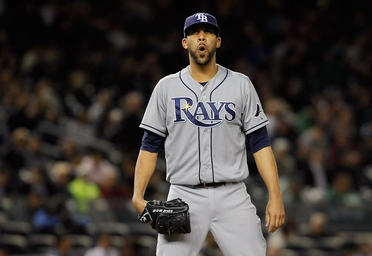 <p><span>The clumsy bug must have been in the spring training air in 2012. David Price of the Tampa Bay Rays had to exit an exhibition after prolonged neck spasms. The pitcher apparently dried off his head too hard with a towel in the dugout. Price said it was nothing new for him, as it had happened twice before, but wasn't too worried. He would be back in action within two to three days.</span> </p>