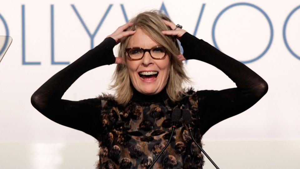 Diane Keaton (Credit: Todd Williamson/Getty Images)