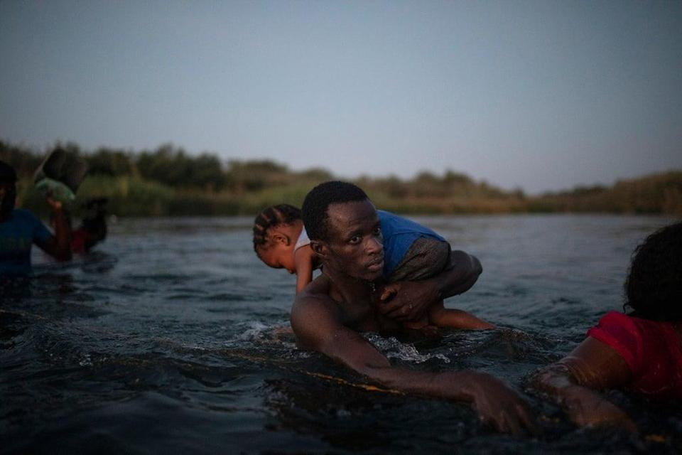 Haitian Migrants Photo Gallery (Copyright 2021 The Associated Press. All rights reserved)