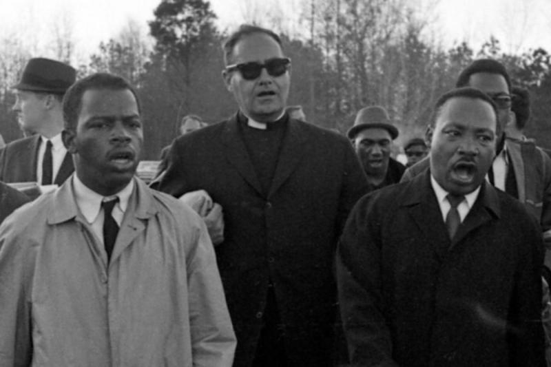 john lewis morto martin luther king