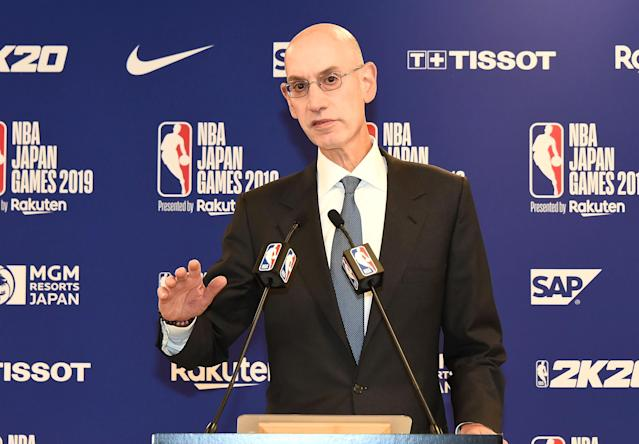 Report: NBA considering giving extra first-round pick to winning in-season tournament team
