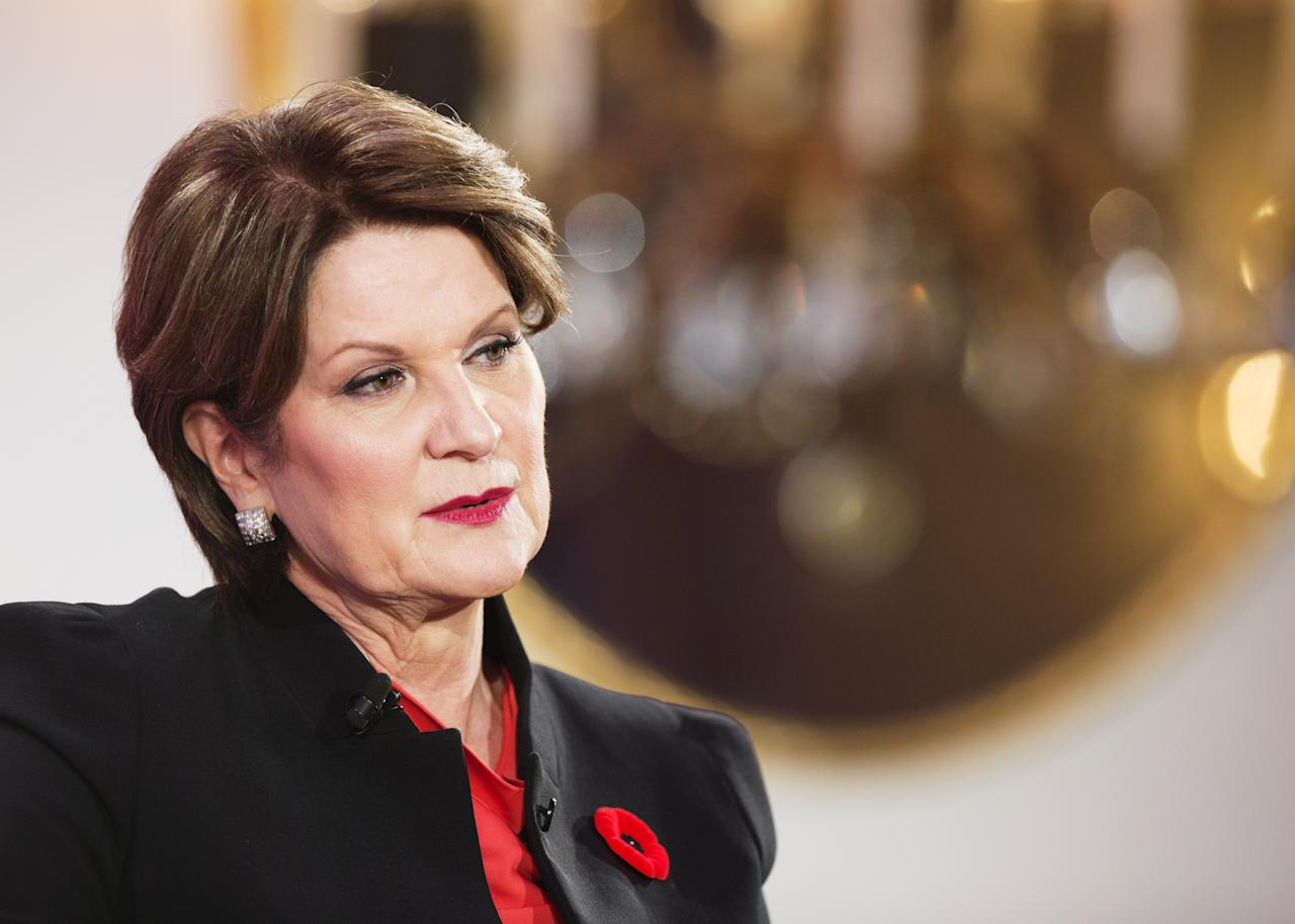 <p>#9.Marillyn Hewson, President and CEO Lockheed Martin Corp – Age: 64, Country: US, Category: Manufacturing </p>