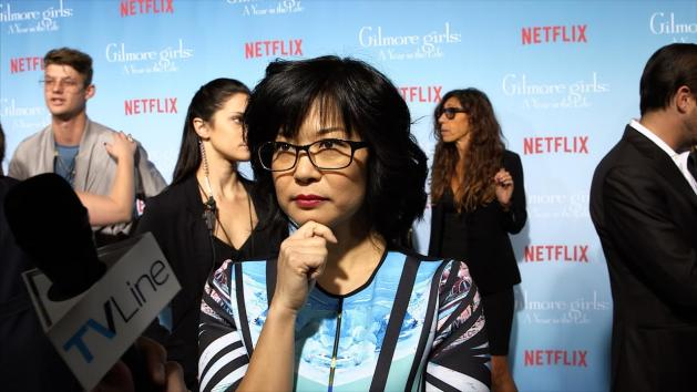 Gilmore Girls Keiko Agena Tackles That Other Mystery Where Is Mr