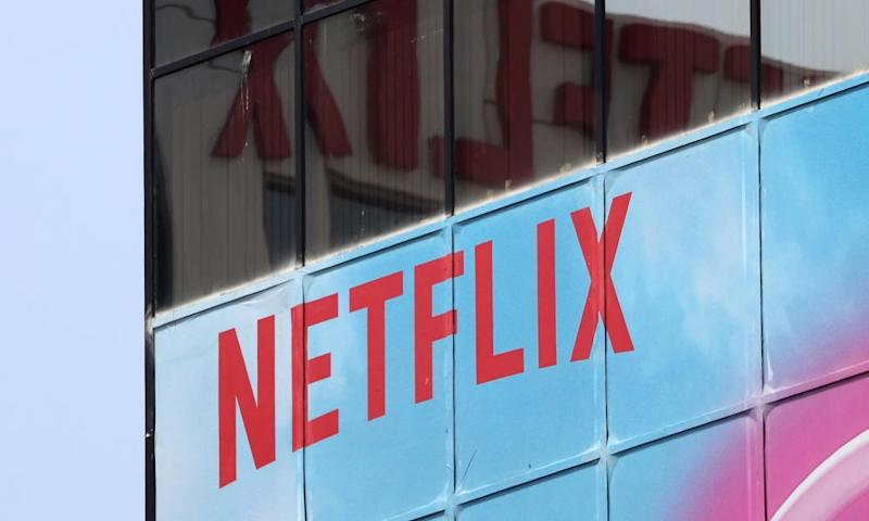 The Netflix office in Hollywood. In total, the company said it had added 670,000 streaming customers in the US, barely more than half its anticipated 1.2 million subscribers.