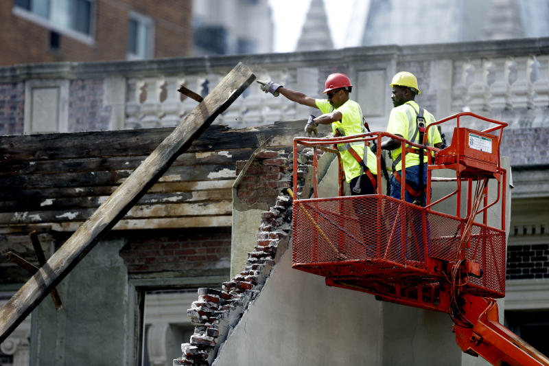 Fallout mounts in deadly Philly building collapse