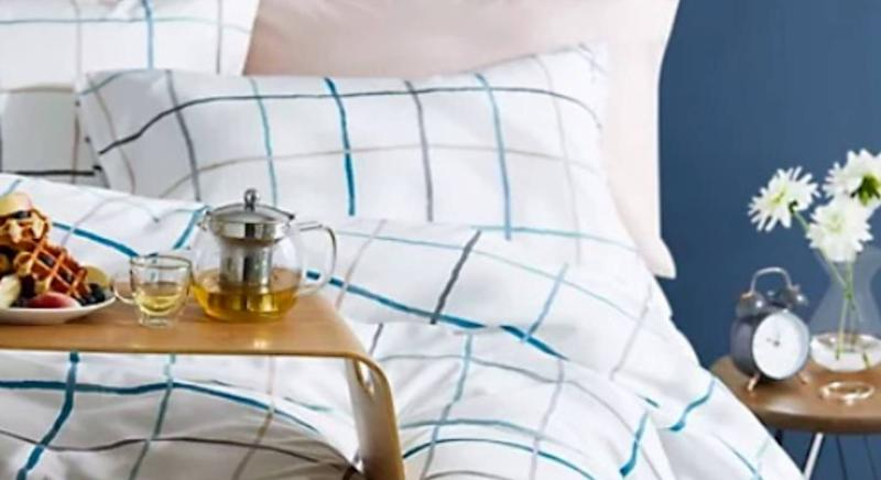 Everything we're coveting in the M&S up to 50% off homeware sale. (Getty Images)