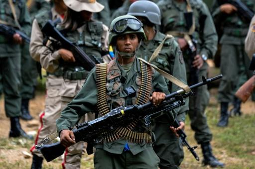 11 die in shootout with soldiers in Venezuela's southeast