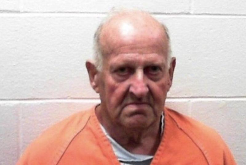Albert Flick, 77, was convicted of stabbing a single mother to death last year. It was his second killing and followed a judge declaring he was no longer a threat because of his age. (Photo: Androscoggin County Sheriff's Office)