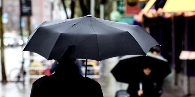 The best gifts for men: Davek Umbrella