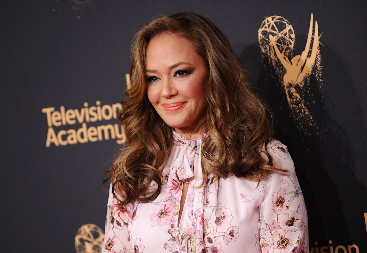 Actress Leah Remini was once a member of the Church of Scientology. Now she is devoted to exposing alleged abuses within the church. (Photo: Jason LaVeris via Getty Images)