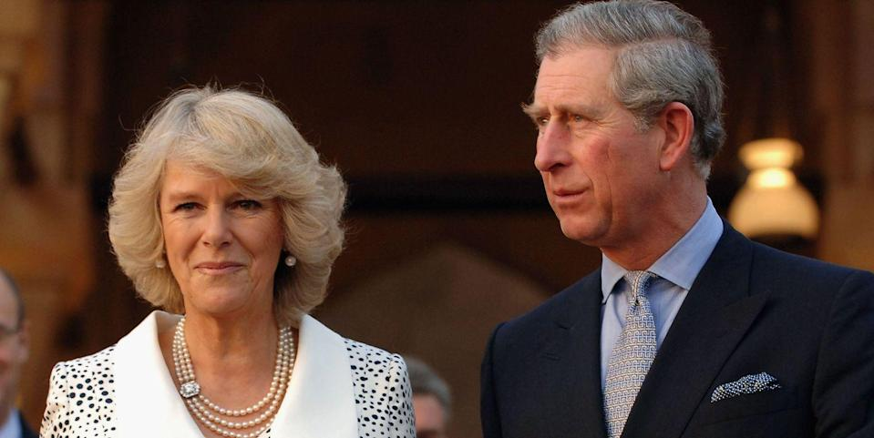"Prince Charles and Camilla's ""Fred"" and ""Gladys"" Nicknames Were Inspired by a Comedy Show"