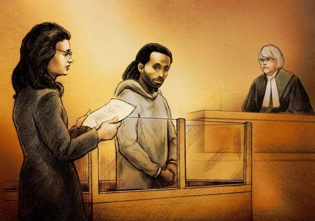 Mario Wint pleaded guilty to manslaughter in 2016 after originally being charged with second-degree murder in the January 2015 death of his two-year-old son, Ty.  (Alex Tavshunsky/CBC - image credit)
