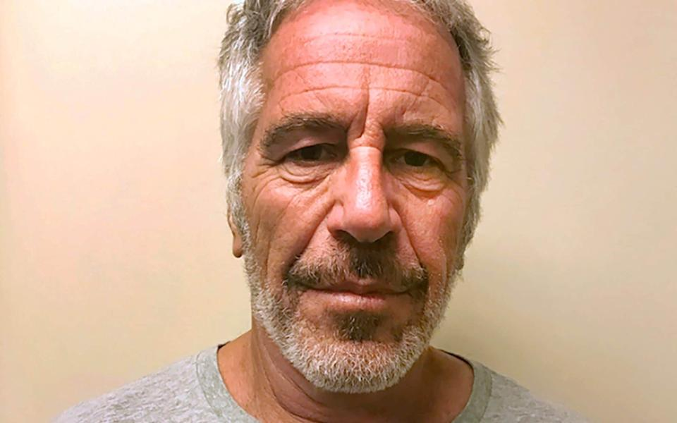 Convicted paedophile Jeffrey Epstein was found dead in a New Your jail - New York State Sex Offender Registry