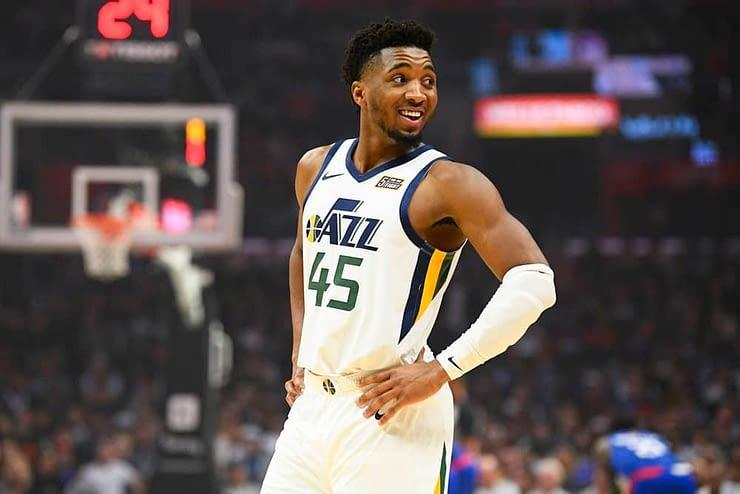 EMac gives his favorite NBA DFS picks for Yahoo + DraftKings + FanDuel daily fantasy basketball lineups Donovan Mitchell | Thursday 3/18