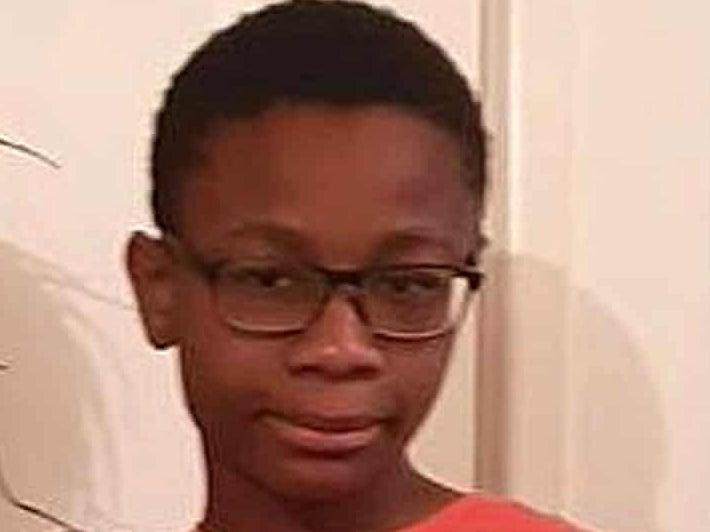Christopher Kapessa, 13, drowned after he was pushed into the River Cynon in South Wales (South Wales Police/PA)