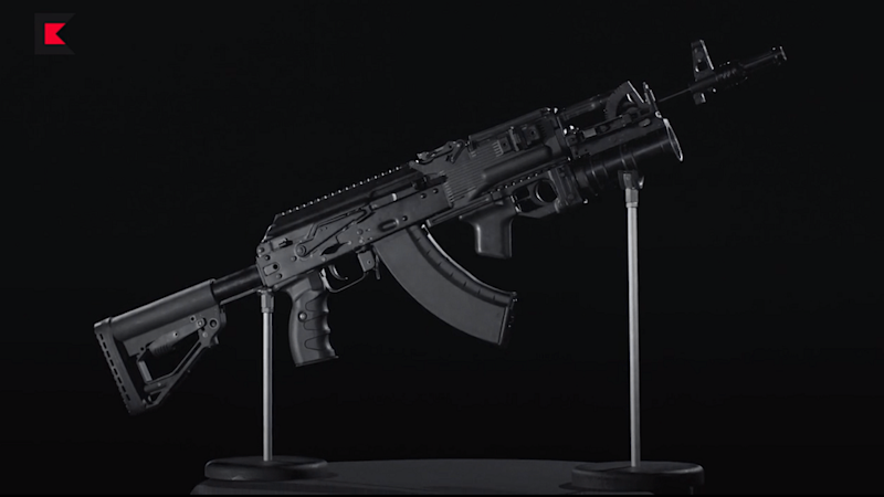 750,000 AK 203 assualt rifles will be produced at a factory in India. | Source:: kalashnikov