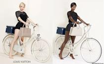 <p>Howard and photographer Raffael Dickreuter absolutely nail the details in this Louis Vuitton campaign with Michelle Williams. </p>