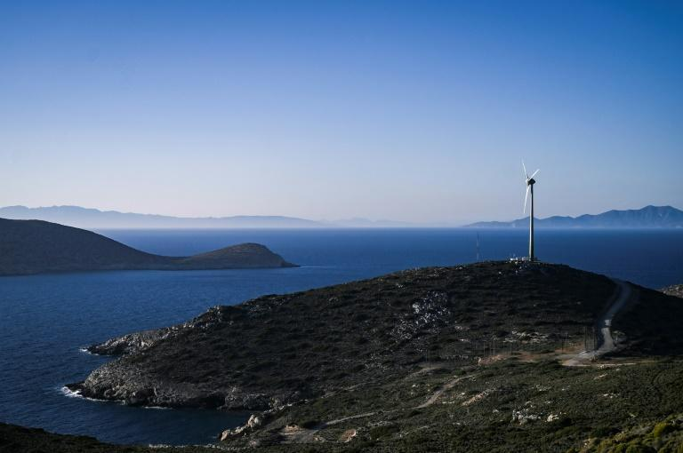 Tilos is 100 percent energy independent for most of the year, though that rate dips to 70 percent during the summer due to the higher energy demands of the tourism season.