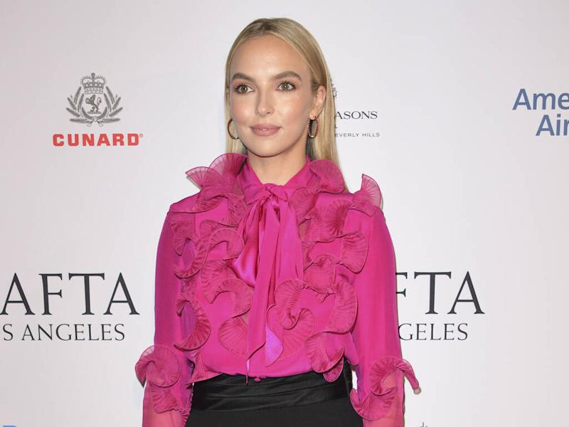 Jodie Comer finds love with mystery man
