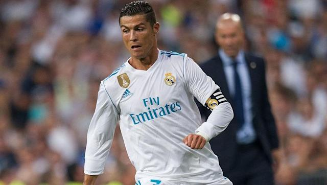<p>The shoe-in for this year's Ballon d'Or is still a popular choice for fans to have on the back of their Real Madrid shirts, despite the Portuguese superstar leaving the Premier League back in 2009.</p>