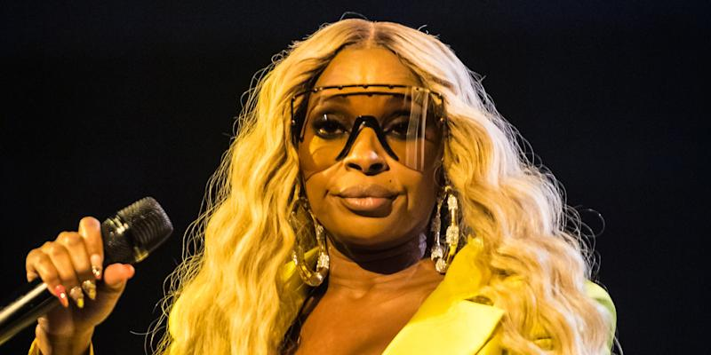 Mary J. Blige Documentary Coming to Amazon