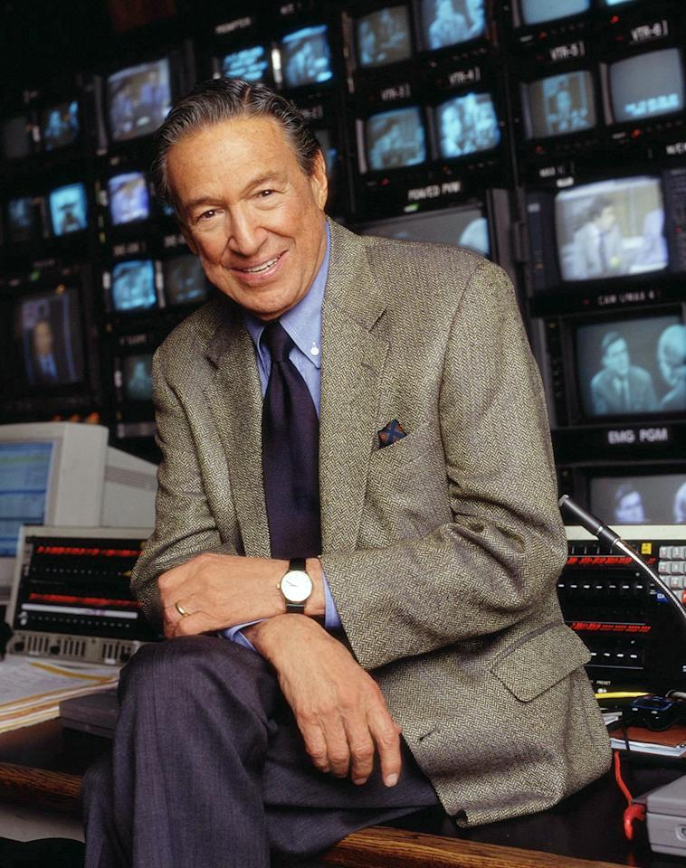 "Legendary newsman <a href=""http://tv.yahoo.com/mike-wallace/contributor/1067621"">Mike Wallace</a> died April 7 following a long illness. Wallace, who hosted CBS's ""60 Minutes"" for several decades, was 93. The aggressive interviewer retired in 2006, returning to the show occasionally, and underwent triple-bypass surgery in 2008."