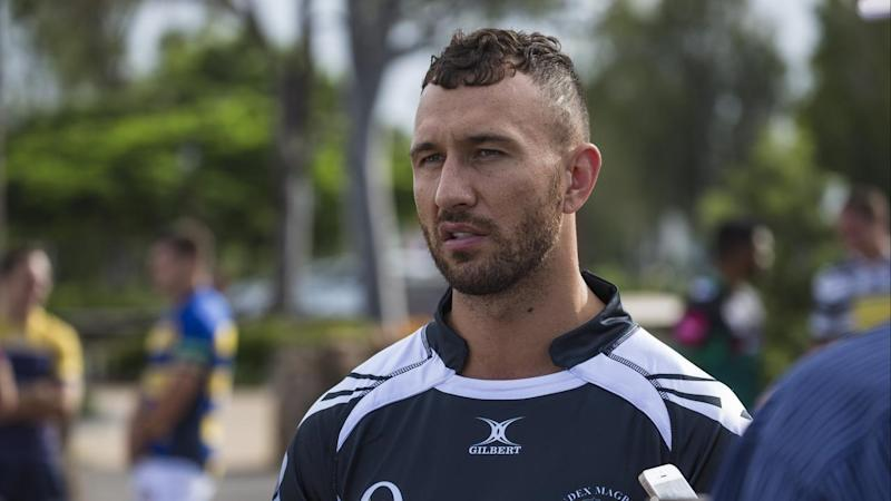QUADE COOPER QLD PREMIER RUGBY