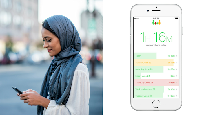 This app can help regulate your screen time.