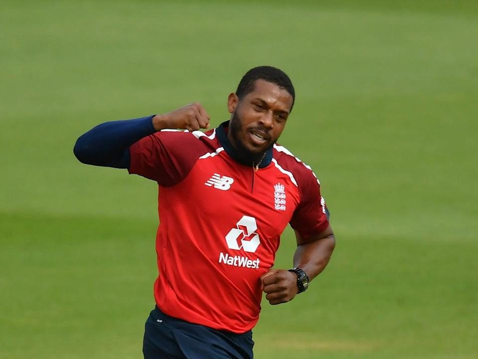 The 33-year-old says England decided not to get hurried along in the frantic finishes T20 games can throw up  (PA)