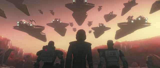 Disney revives 'Star Wars' animated series 'The Clone Wars' for new streaming service
