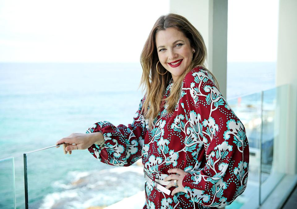 5 Things We Know About the Workouts Drew Barrymore Swears By for Staying Fit at 45