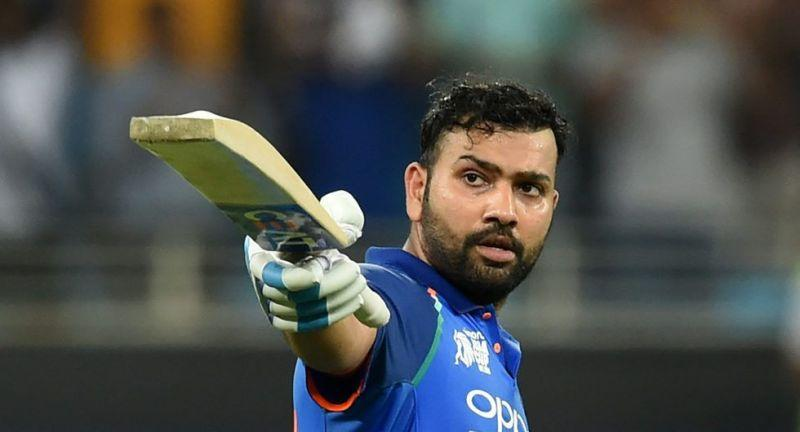 Rohit Sharma is just four runs short of breaching the 9000-run mark in ODI cricket
